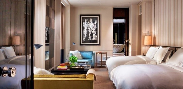 Beautiful hotel rooms to spend the extra hour in bed Global Grasshopper
