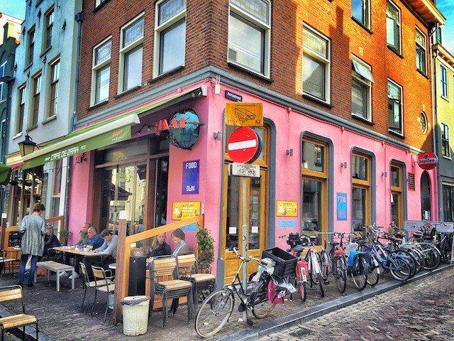 Utrecht Cafes