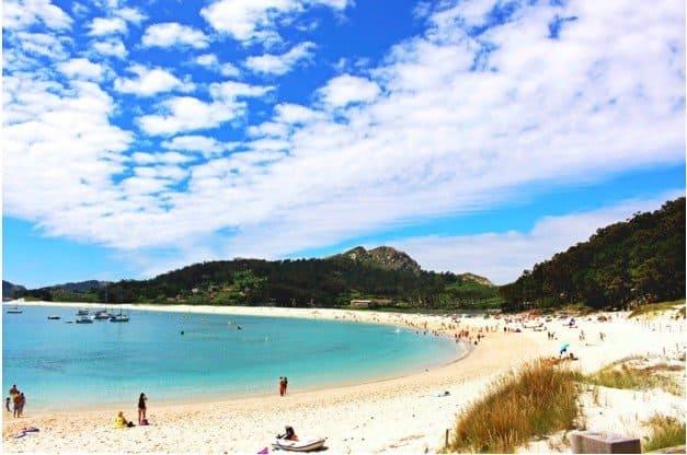 The Ceis Islands Beach