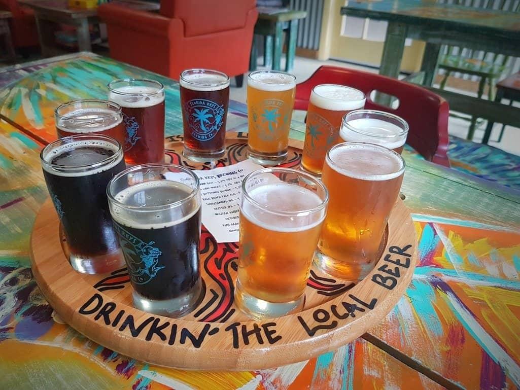 Florida Keys Drinks