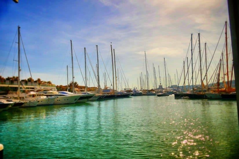 Luxury Palma boats