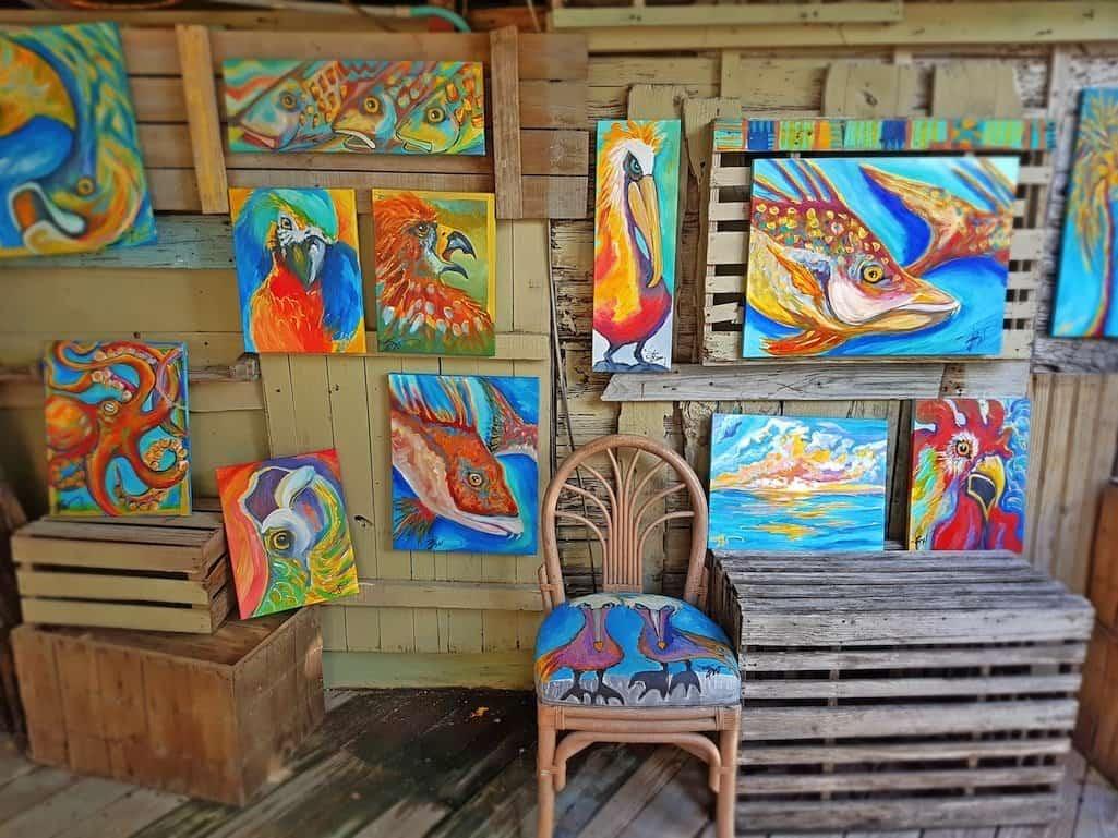 Florida Keys Art Garllery