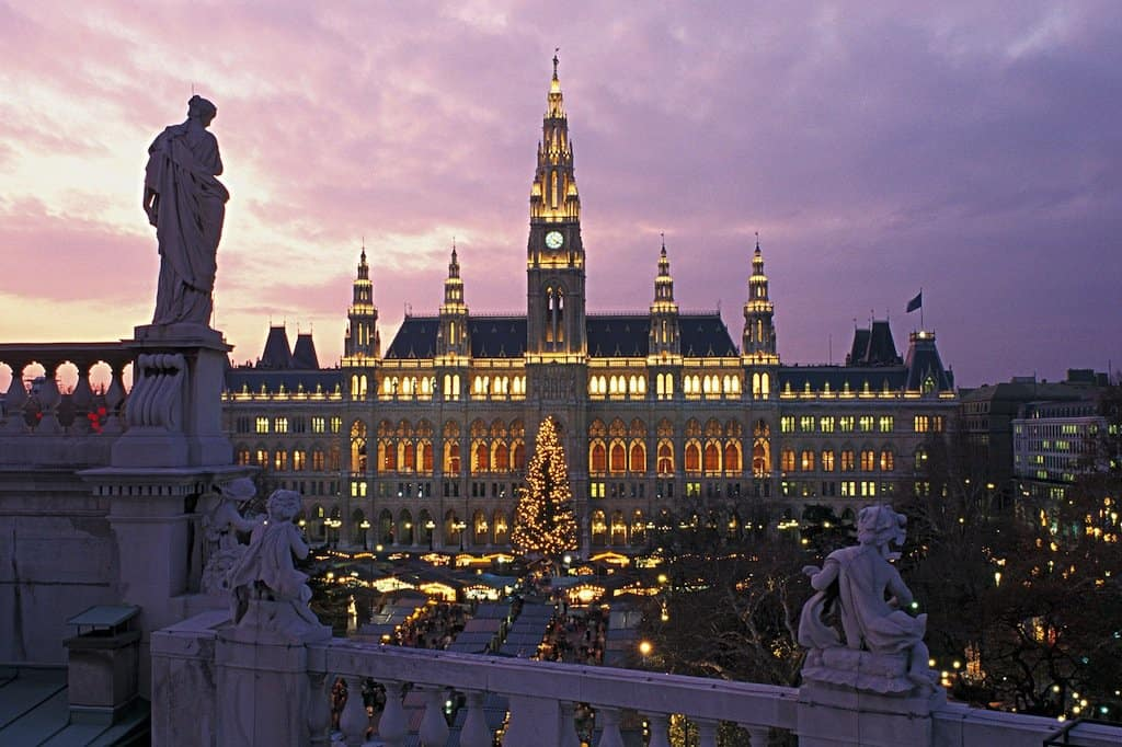 Vienna, Austria - the Christmas capital of Europe? Global Grasshopper