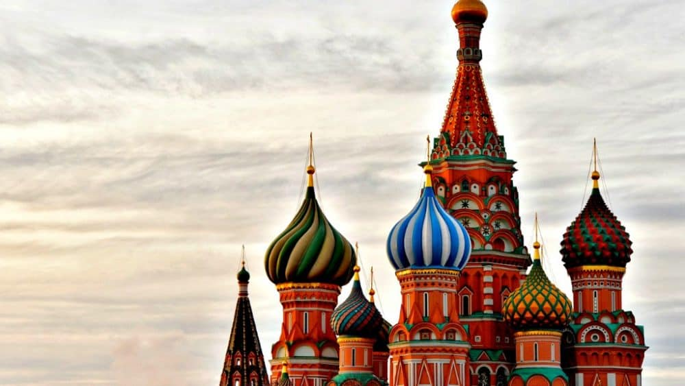 Russia - best places to visit in Russia
