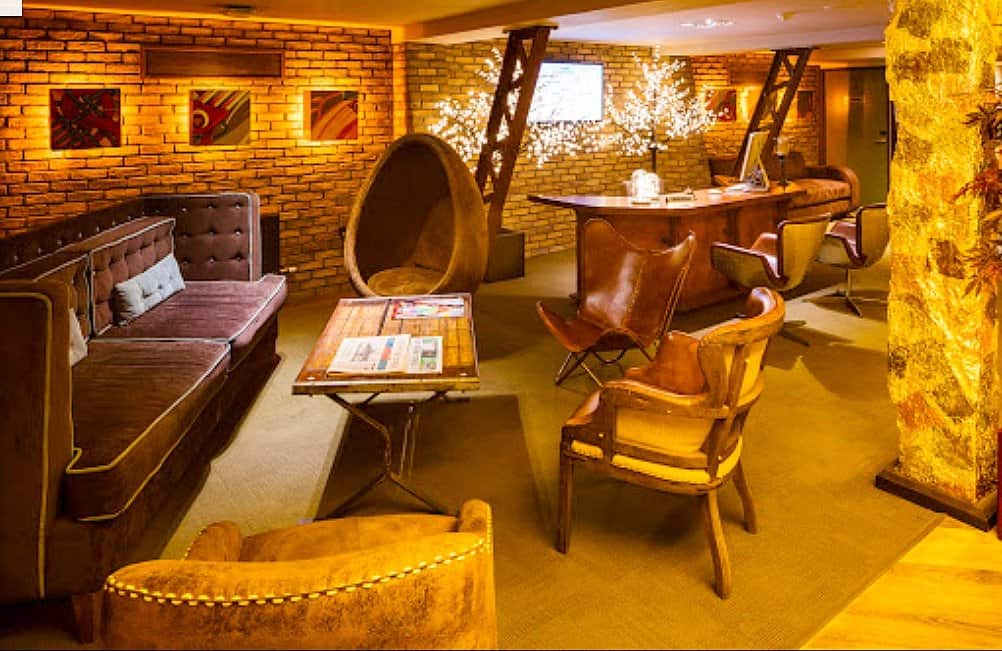 top 12 cool and unusual hotels in dublin boutique travel. Black Bedroom Furniture Sets. Home Design Ideas