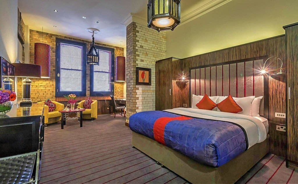Top 10 cool and unusual hotels in dublin boutique travel for Cool boutique hotels