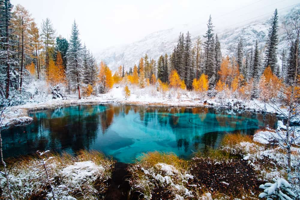Altai - best places to visit in Russia