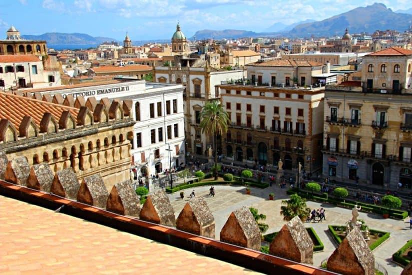 Palmero Sicily