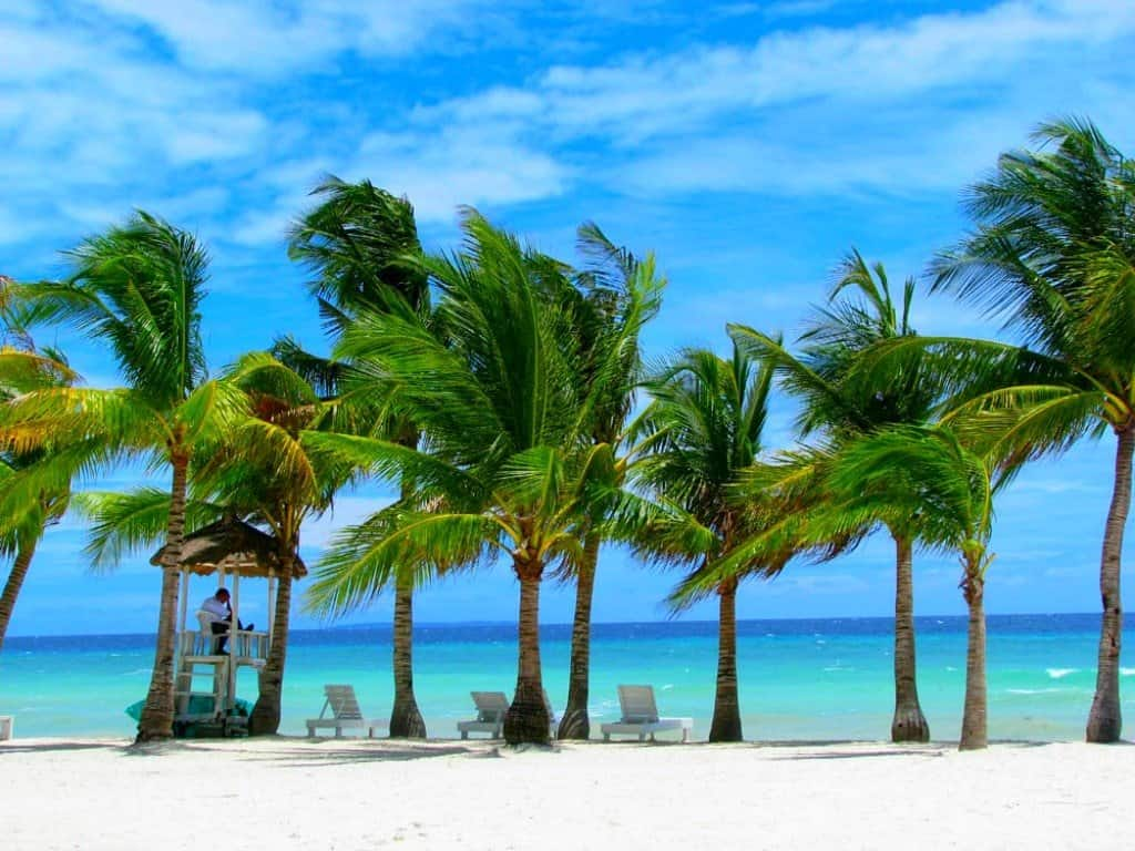10 of the most beautiful beaches in the Philippines to escape the winter chill Global Grasshopper