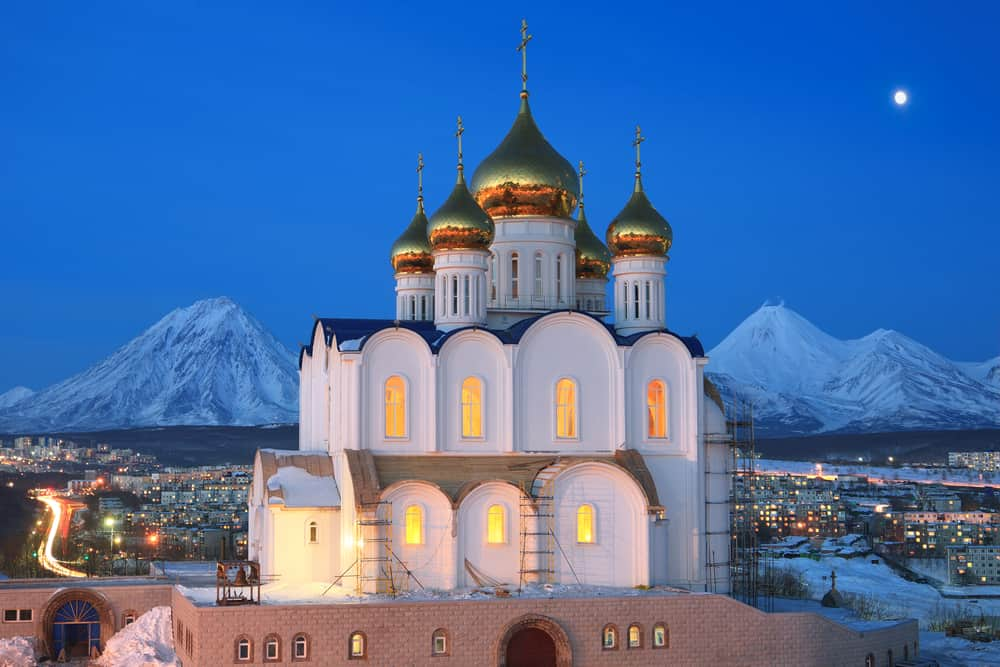 Petropavlovsk - best places to visit in Russia