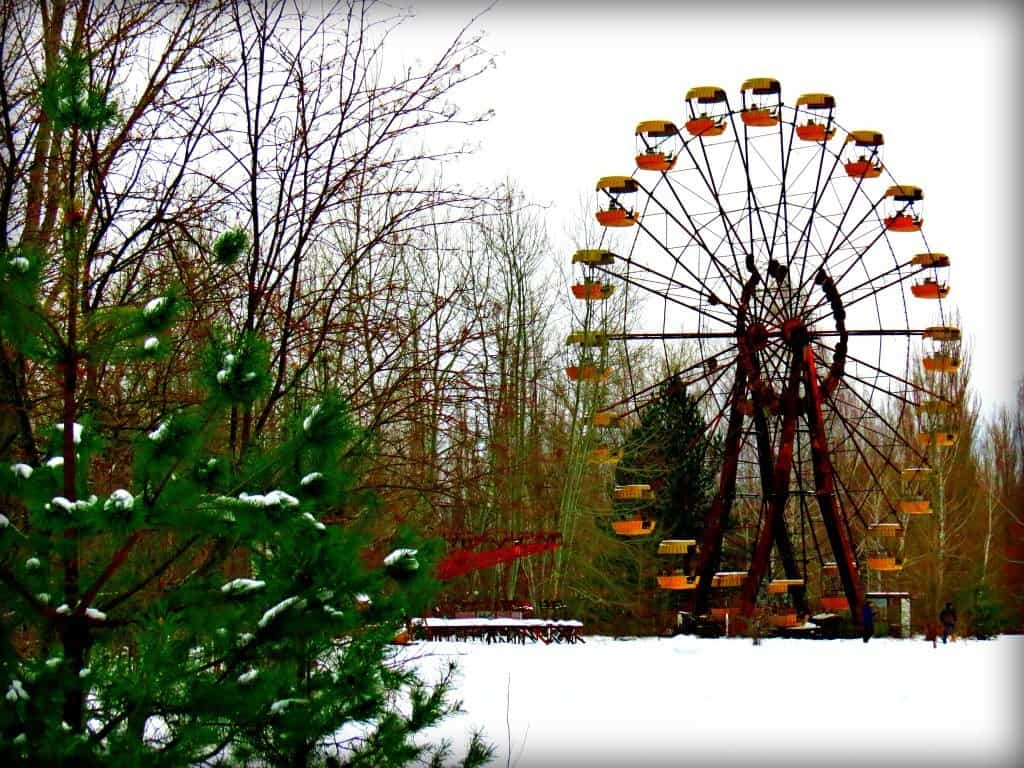 Exploring Chernobyl – one of the world's most unique and haunting travel destinations (inc.video) Global Grasshopper