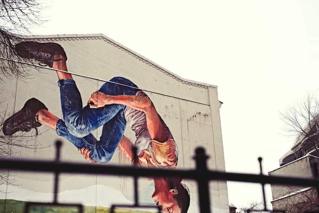 Art in Kiev Ukraine