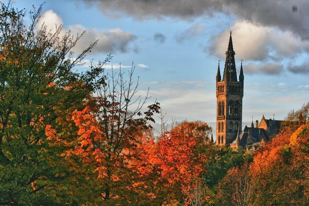 A church in Glasgow