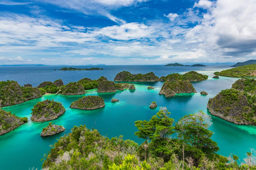 Most beautiful places to visit In Indonesia
