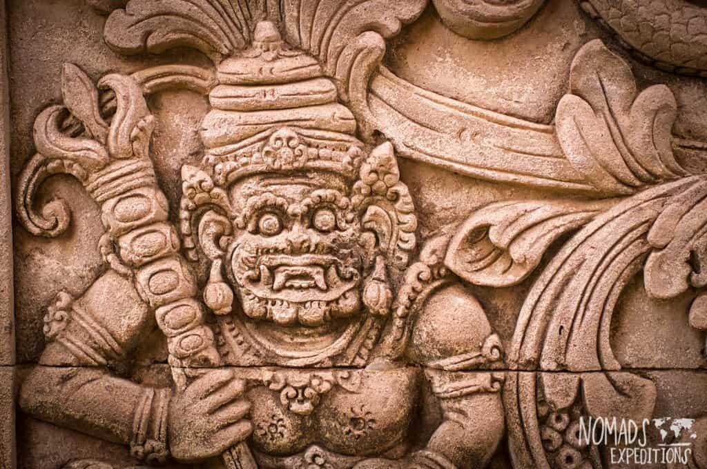 Bali unique architecture