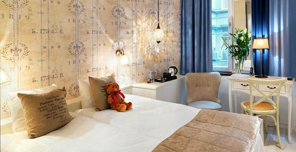 Top 10 cool and unusual hotels in Stockholm Global Grasshopper