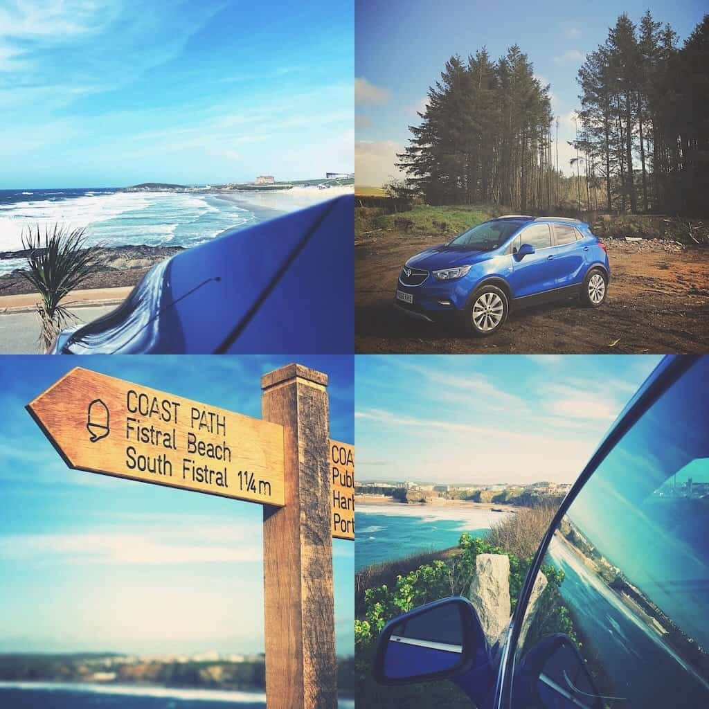 A road trip to Newquay Cornwall