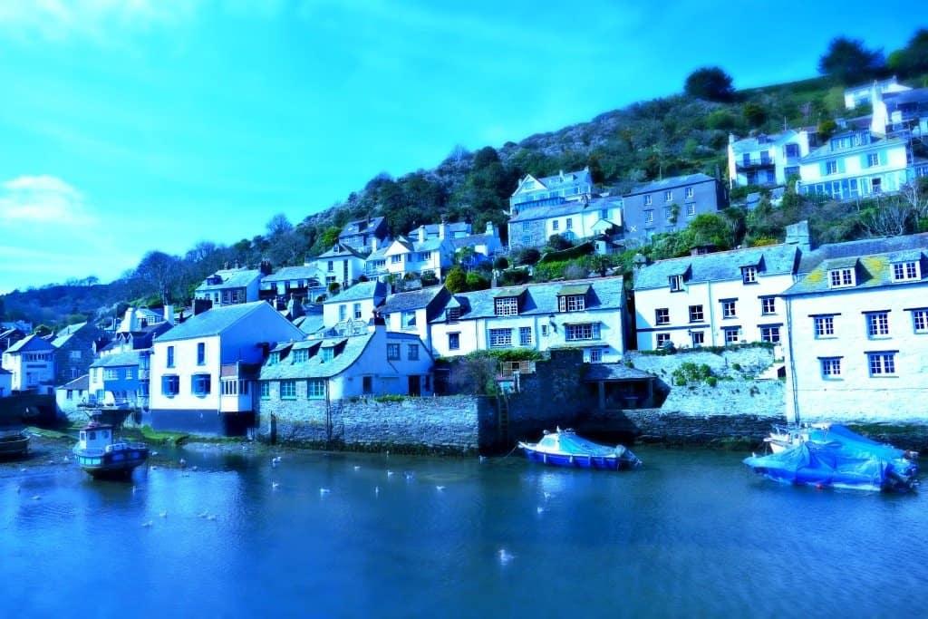 Polperro Village Cornwall