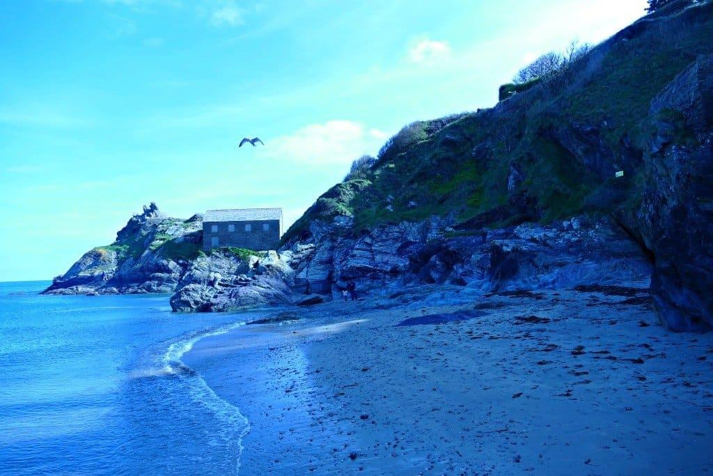 Polperro Village Cornwall Cove