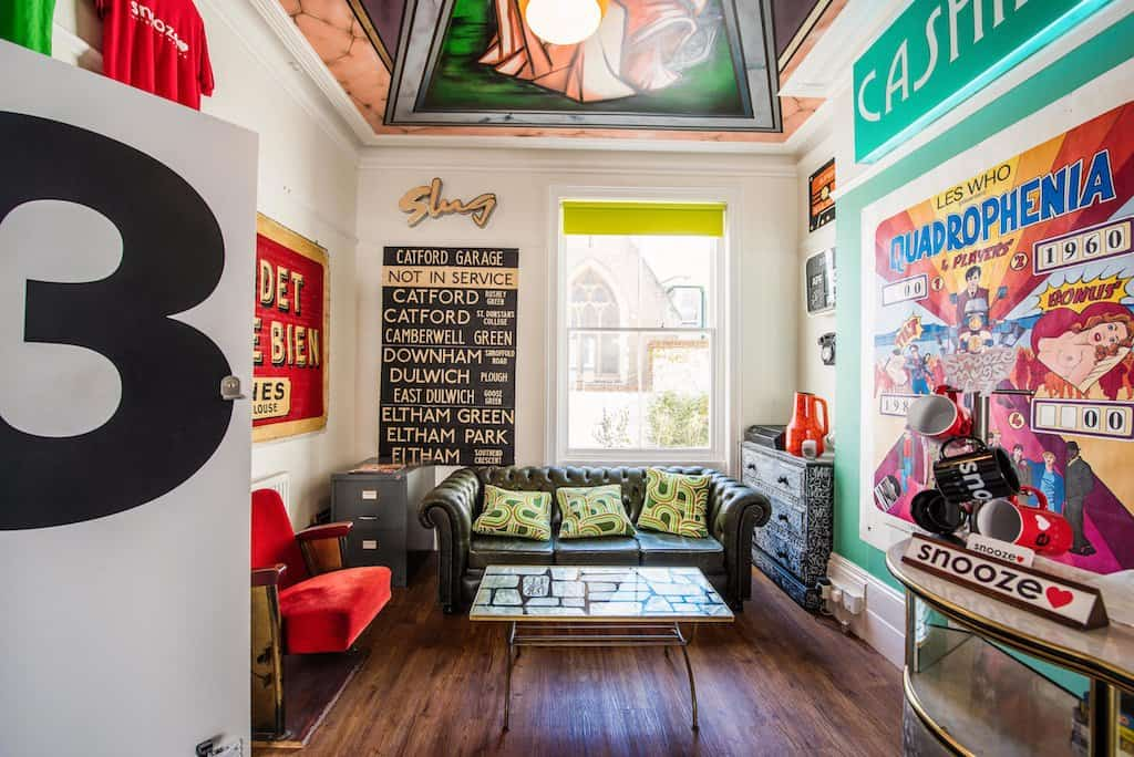 A funky weekend away in Snooze Hotel, Brighton (inc.video) Global Grasshopper
