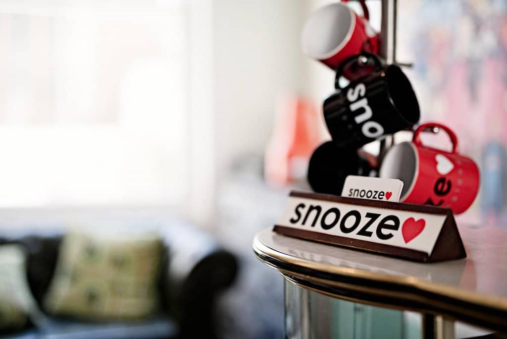 A funky weekend away in Snooze, Brighton (inc.video) Global Grasshopper