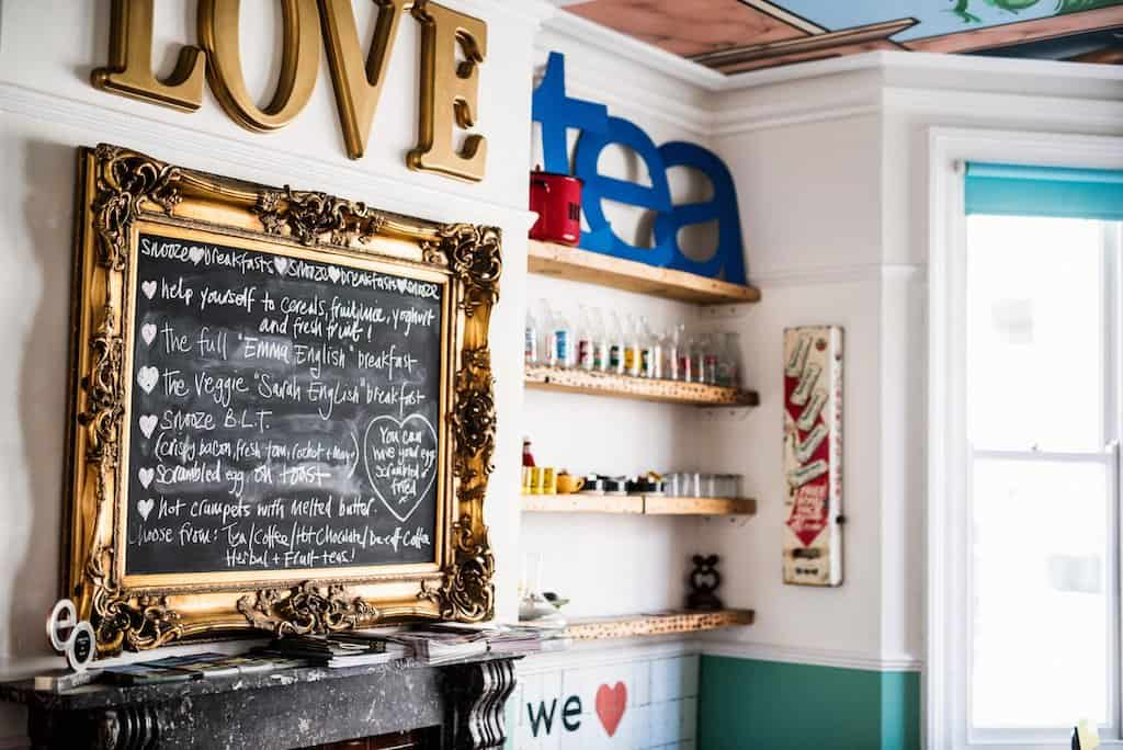 A funky weekend away in Snooze Hotel, Brighton
