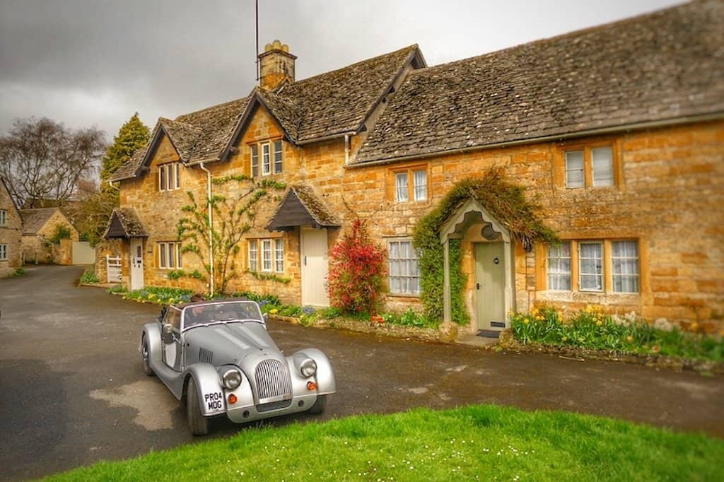 A boutique 48 hours in the Cotswolds, England
