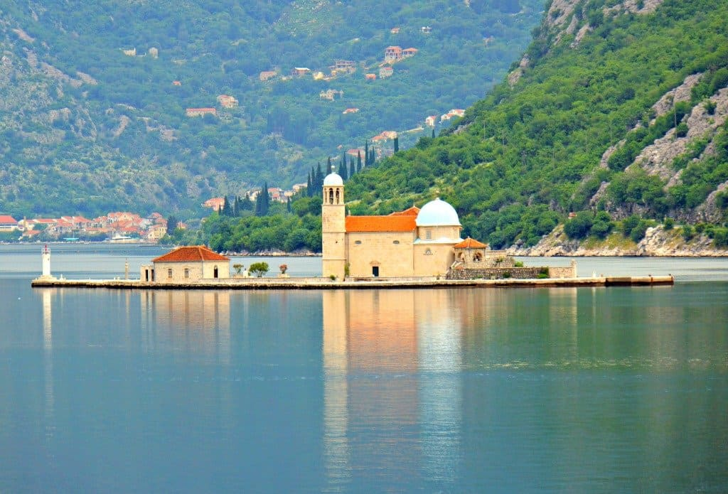 Lady of the Rocks Montenegro