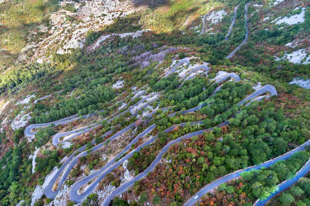 Serpentine Road Montenegro