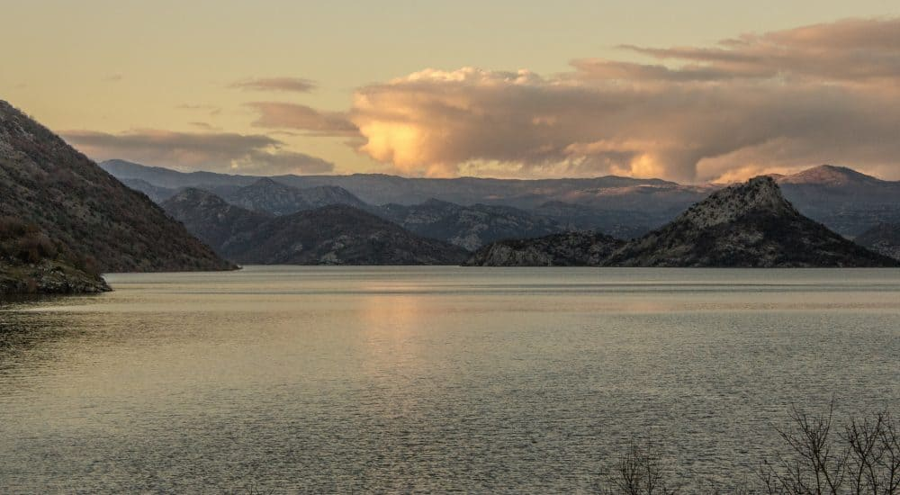Skadar Lake National Park Montenegro