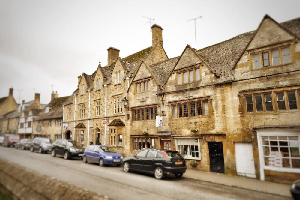 Stow on the Wold Gloucestershire