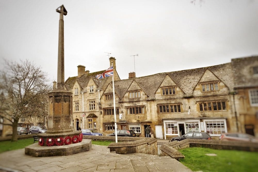 Stow-on-the-Wold Gloucestershire