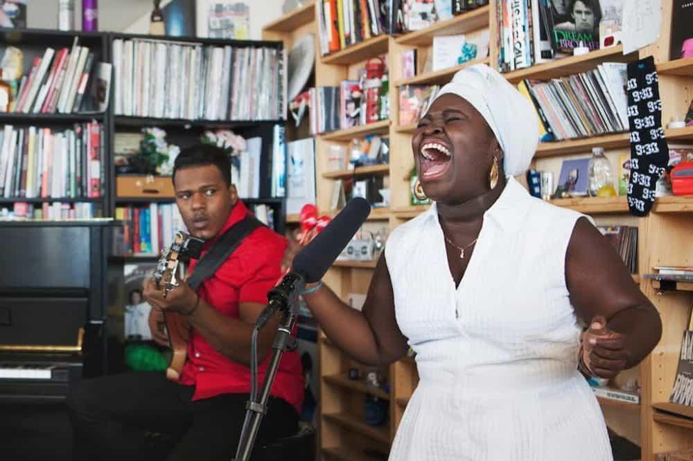 Daymé Arocena Singing in Cuba
