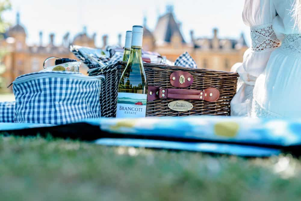 In pictures: a quintessential English picnic at Waddesdon Manor Global Grasshopper