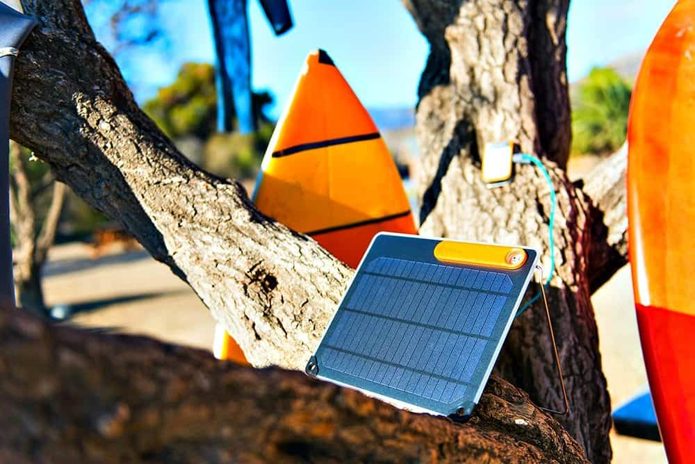 The Solar Panel Charger