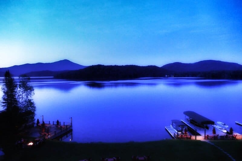 Lake Placid New York State