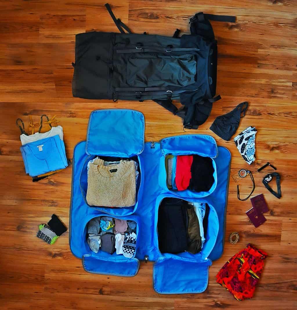 The Smart Pack Organiser