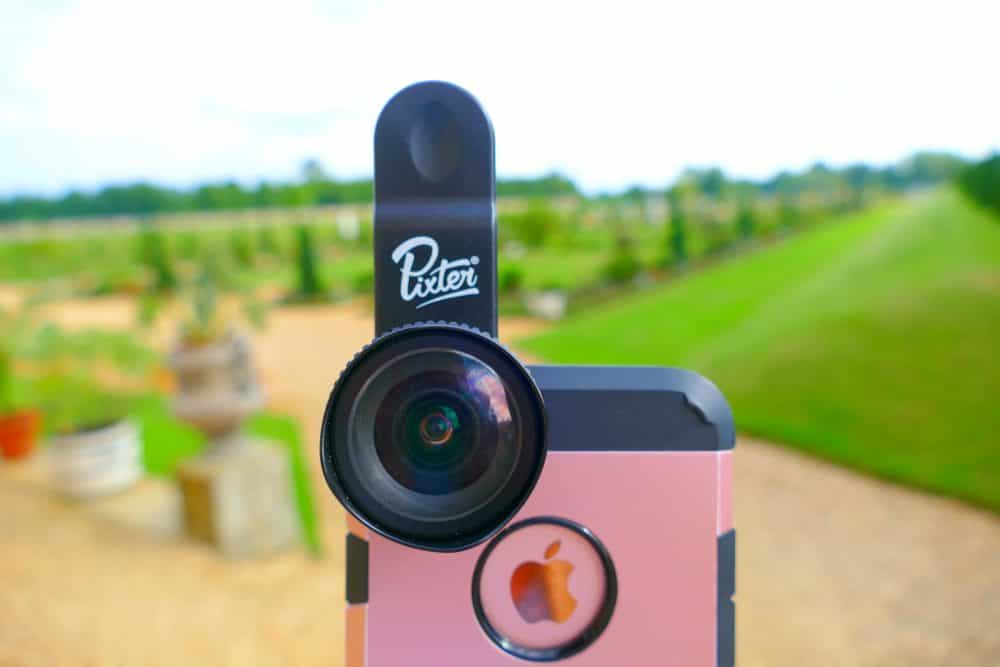 Pixter review - testing out the smartphone camera lens! Global Grasshopper
