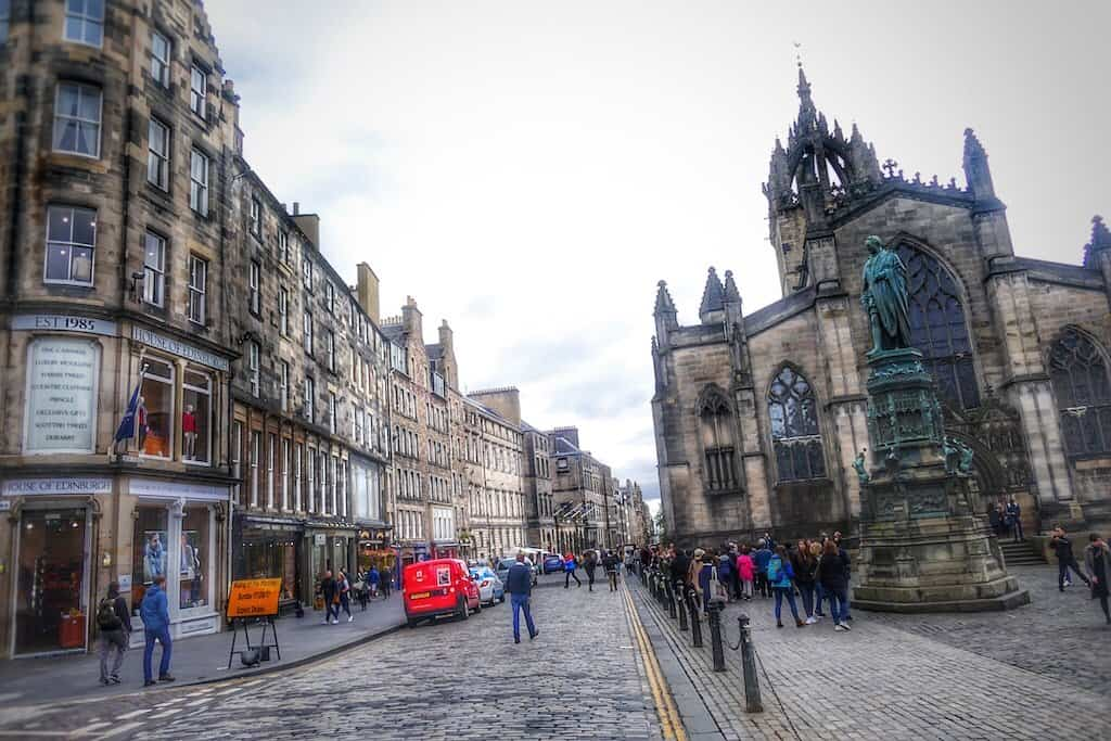 A weekend exploring Edinburgh and beyond - history, culture and quirky cafes Global Grasshopper