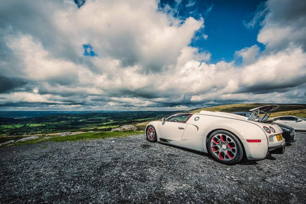 A 24 hour Michelin driving experience in the Brecon Beacons, Wales (inc. video) Global Grasshopper