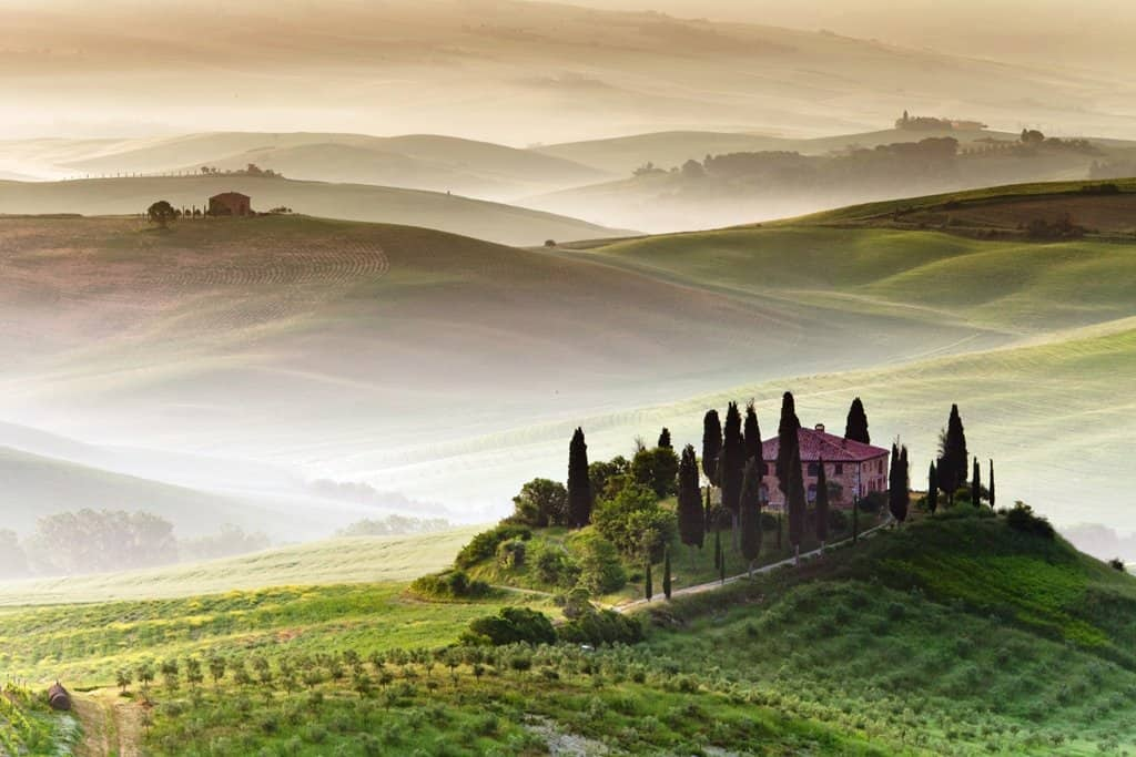 8 of the most jaw-droppingly beautiful vineyards to visit in Tuscany Global Grasshopper