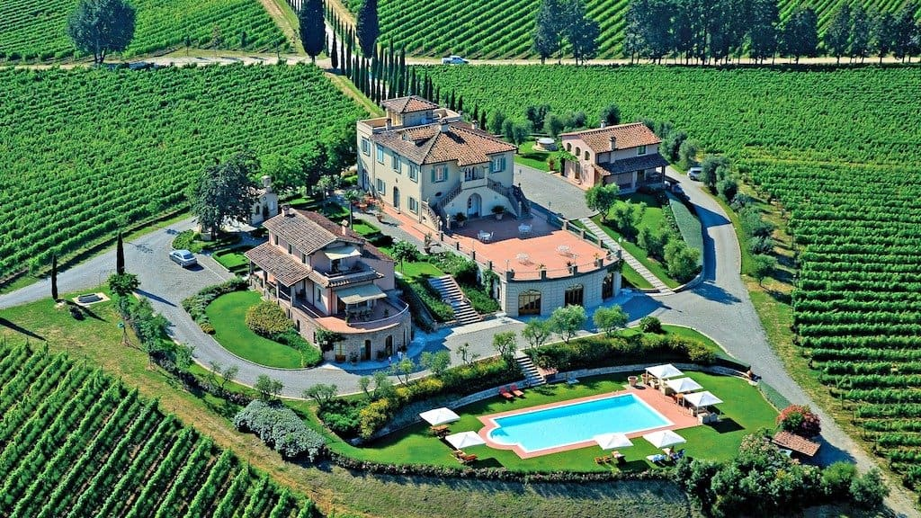 8 of the most beautiful wineries to visit in Tuscany Global Grasshopper