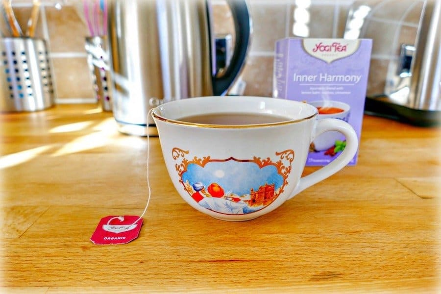 Finding a little Indian spirituality and holistic wellbeing with Yogi Tea Global Grasshopper