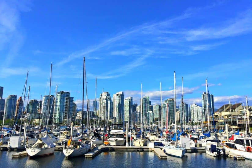 Vancouver Canada - the world's most perfect major city