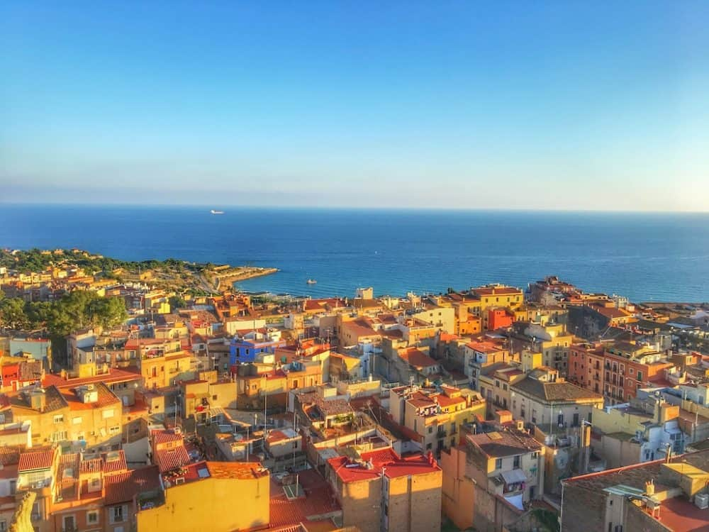 Tarragona - the best cities in Spain to visit