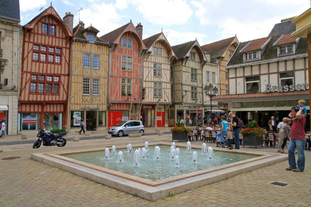 From Champagne to Burgundy - a week exploring off the beaten track in North East France Global Grasshopper