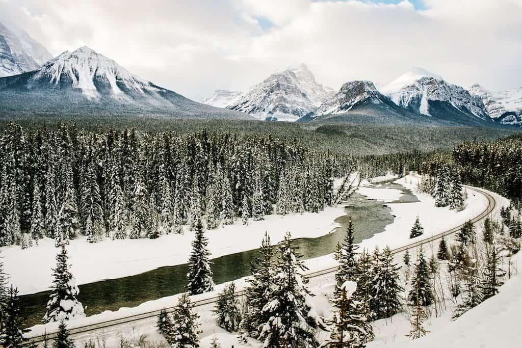 cool winter activities to do in Jasper and Edmonton