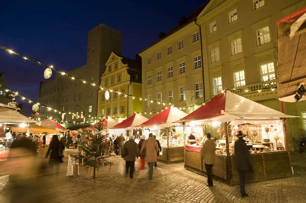 How to spend a boutique 48 hours in Regensburg, Germany at Christmas (inc.video) Global Grasshopper