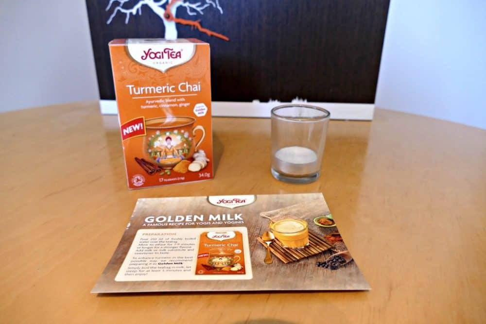 Yogi Tea Blog Review