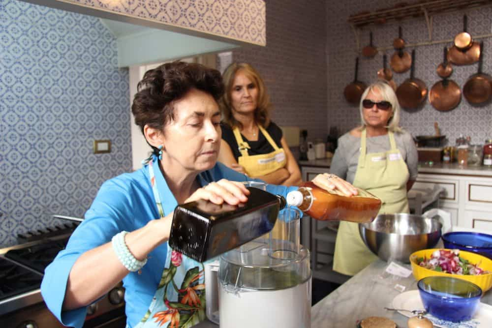 Exploring Palermo, Sicily - cooking with the Duchess Global Grasshopper